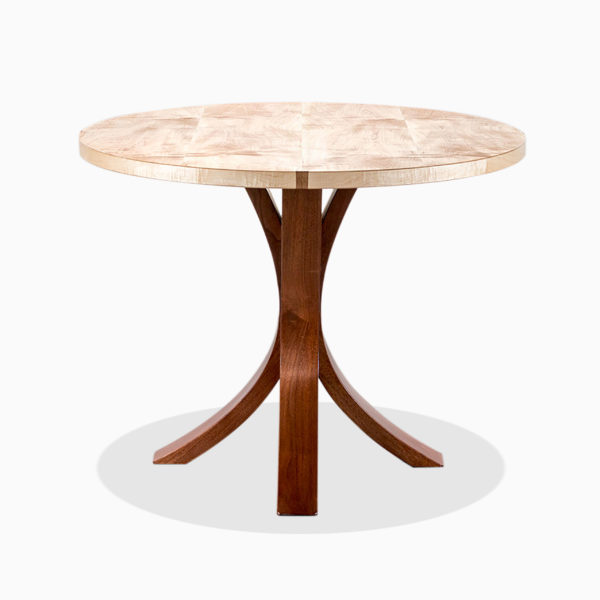 Bistro Table Curly Maple