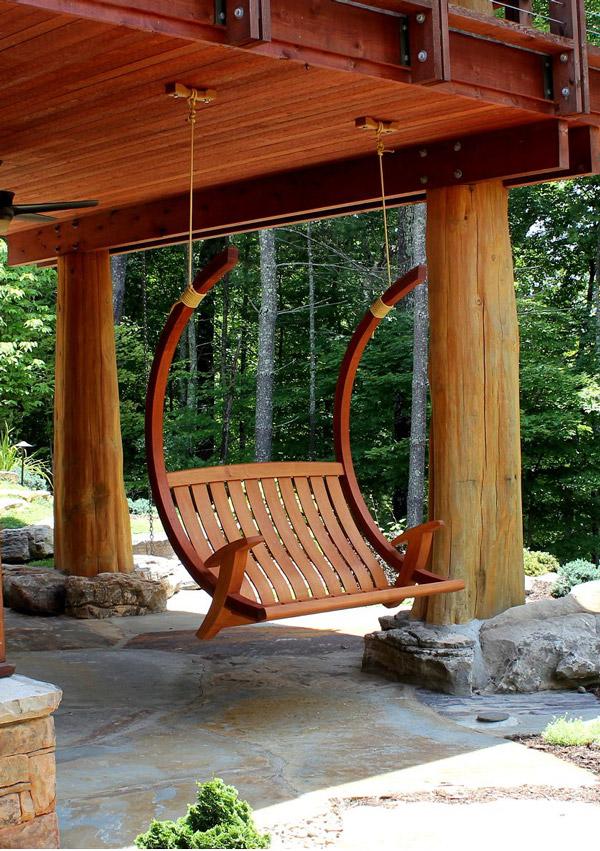 Sunniva Outdoor Swing 2
