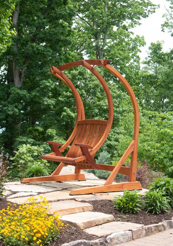 Sunniva Outdoor Swing 3