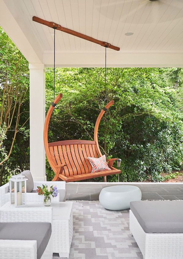 Sunniva Outdoor Swing 4