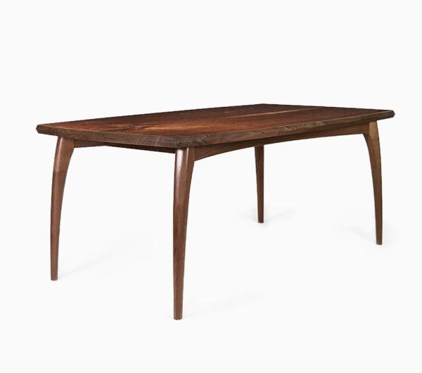 Walnut Lily Table